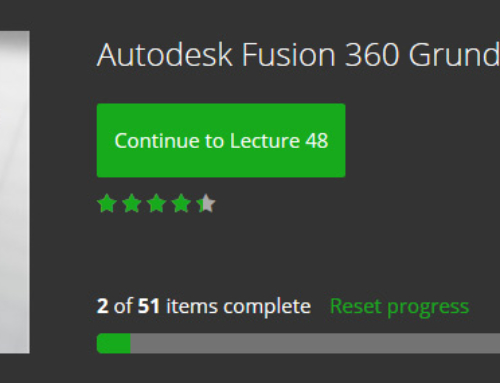 Review: Autodesk Fusion 360 Grund